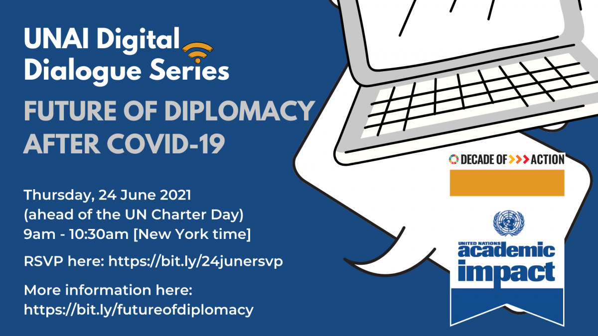 UNAI Digital Dialogue Series UN Charter Day